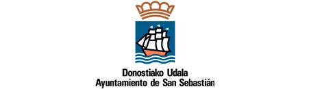 Logo Ayuntamiento de Donostia / San Sebastian